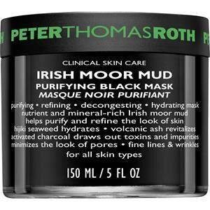 Peter Thomas Roth Hoito Irish Moor Mud Purifying Black Mask 150 ml