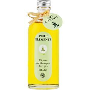 Pure Elements Hoito Chi Energie Vartalo- & hierontaöljy 100 ml