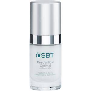 SBT cell identical care Kasvohoito Optimal Globale Anti-Aging silmienympärysvoide 15 ml