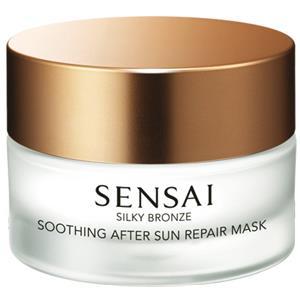 SENSAI Aurinkovoiteet Silky Bronze Soothing After Sun Repair Mask 60 ml