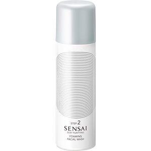 SENSAI Puhdistus Silky Purifying Foaming Facial Wash 150 ml