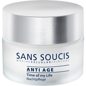 Sans Soucis Hoito Anti-Age Time of my Life yöhoito 50 ml