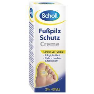 Scholl Jalkahoito Jalkojen terveys Jalkasienivoide 30 ml