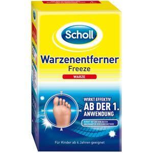 Scholl Jalkahoito Jalkojen terveys Syylänpoistaja Freeze 80 ml