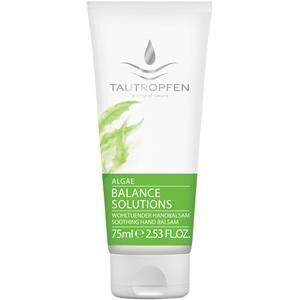 Tautropfen Hoito Alge Balance Solutions Rauhoittava käsibalsami 75 ml