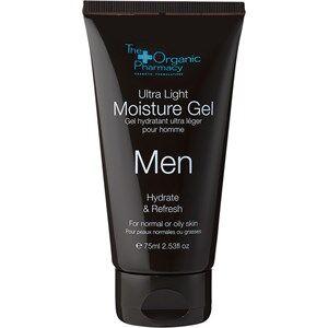 Image of The Organic Pharmacy Skin care Men's care Men Ultra Light Moisture Gel 75 ml