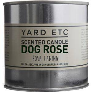 YARD ETC Vartalonhoito Dog Rose Scented Candle 250 g