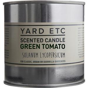YARD ETC Vartalonhoito Green Tomato Scented Candle 250 g