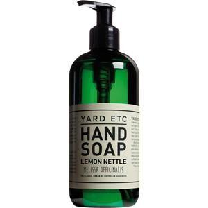 YARD ETC Vartalonhoito Lemon Nettle Hand Soap 350 ml