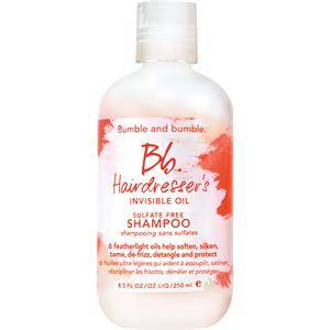 Bumble and Bumble Shampoo & Conditioner Shampoo Hairdresser