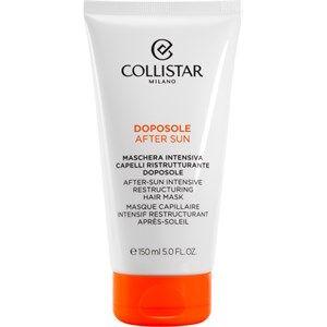 Collistar Aurinkovoiteet Hair After-Sun Intensive Restructuring Hair Mask 150 ml