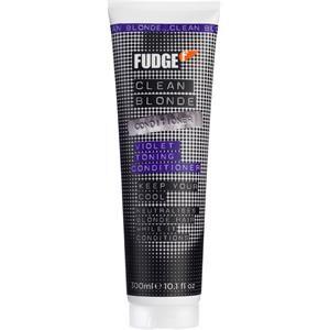 Fudge Hiustenhoito Clean Blonde Violet Toning Conditioner 1000 ml