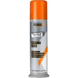 Fudge Hiusten muotoilu Styling & Finishing Matte Hed 75 g