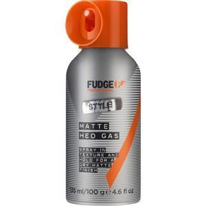Fudge Hiusten muotoilu Styling & Finishing Matte Hed Gas 100 g