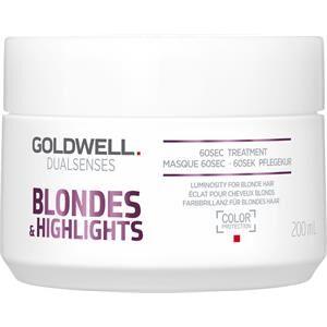 Goldwell Dualsenses Blondes & Highlights 60 Sec. Treatment 200 ml