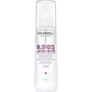 Goldwell Dualsenses Blondes & Highlights Brillance Serum Spray 150 ml