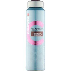 Goldwell Color Colorance Cover Plus @Elumenated Naturals Demi-Permanent Hair Color 4R@VR Keskiruskea Elumenated punainen violetti 120 ml