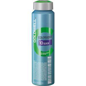 Goldwell Color Colorance Express Toning Demi-Permanent Hair Color 9 Silver 120 ml