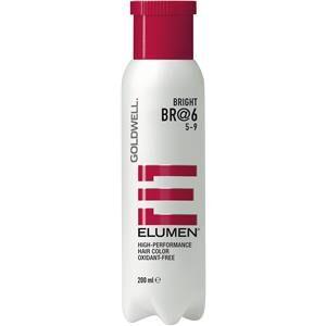 Goldwell Color Elumen High-Performance Hair Color Bright BK@6 200 ml