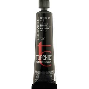 Goldwell Color Topchic The Special Lift Permanent Hair Color 11SN Silver Natural 60 ml