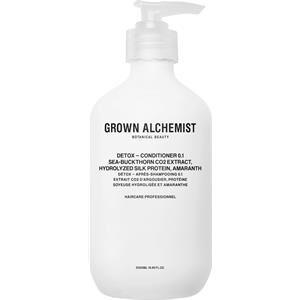 Grown Alchemist Haarpflege Conditioner Detox Conditioner 0.1 500 ml