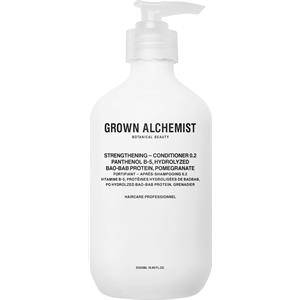 Grown Alchemist Hair care Conditioner Strengthening Conditioner 0.2 500 ml
