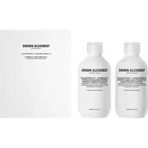 Grown Alchemist Haarpflege Shampoo Colour Protect Hair Care Twin Set 0.3 Colour Protect Shampoo 0.3 200 ml + Colour Protect Conditioner 0.3 200 ml 1 Stk.