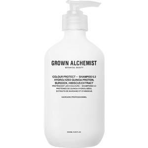 Grown Alchemist Hair care Shampoo Colour Protect Shampoo 0.3 500 ml