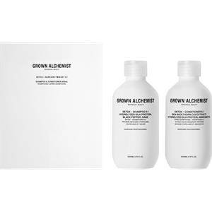 Grown Alchemist Haarpflege Shampoo Detox Hair Care Twin Set 0.1 Detox Shampoo 0.1 200 ml + Detox Conditioner 0.1 200 ml 1 Stk.