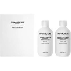 Grown Alchemist Haarpflege Shampoo Nourishing Hair Care Twin Set 0.6 Nourishing Shampoo 0.6 200 ml + Nourishing Conditioner 0.6 200 ml 1 Stk.
