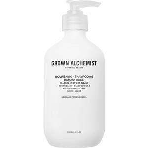 Grown Alchemist Hair care Shampoo Nourishing Shampoo 0.6 500 ml
