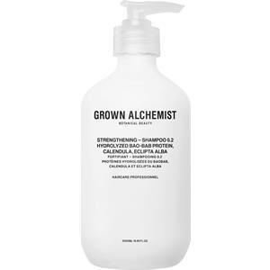 Grown Alchemist Haarpflege Shampoo Strengthening Shampoo 0.2 500 ml