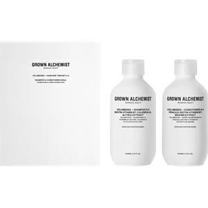 Grown Alchemist Haarpflege Shampoo Volumising Hair Care Twin Set 0.4 Volumising Shampoo 0.4 200 ml + Volumising Conditioner 0.4 200 ml 1 Stk.