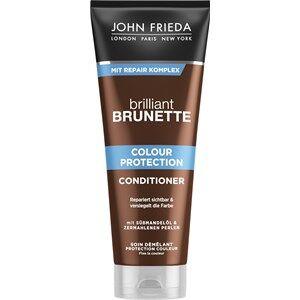 John Frieda Hair care Brilliant Brunette Colour Protection Conditioner 250 ml