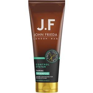 John Frieda Hair care Man Control System Taming Shampoo 250 ml