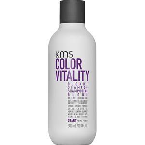 KMS Hiukset Colorvitality Blonde Shampoo 300 ml