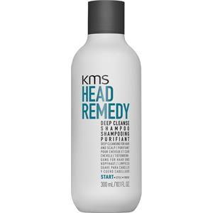 KMS Hiukset Headremedy Deep Cleanse Shampoo 300 ml