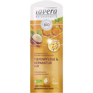 Lavera Hiustenhoito Hoito Bio-mantelinöljy & Bio-makadamiapähkinäöljy Syvähoitava & korjaava hoito 20 ml