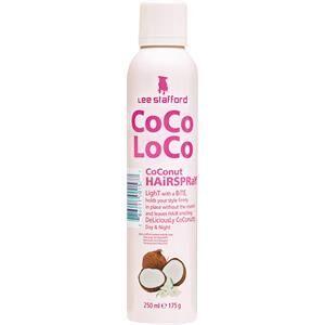 Lee Stafford Hiustenhoito Coco Loco Coconut Hairspray 250 ml
