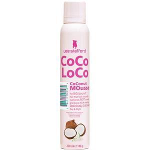 Lee Stafford Hiustenhoito Coco Loco Coconut Mousse 200 ml