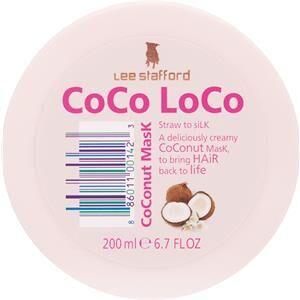 Lee Stafford Hiustenhoito Coco Loco Mask 200 ml