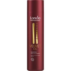 Londa Professional Hiustenhoito Velvet Oil Shampoo 250 ml