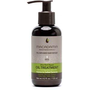 Macadamia Hiustenhoito Wash & Care Ultra Rich Moisture Oil Treatment 125 ml