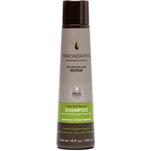Macadamia Hiustenhoito Wash & Care Ultra Rich Moisture Shampoo 1000 ml