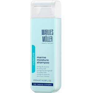 Marlies Möller Beauty Haircare Moisture Marine Moisture Shampoo 200 ml