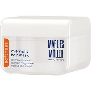 Marlies Möller Beauty Haircare Softness Overnight Care Hair Mask 125 ml
