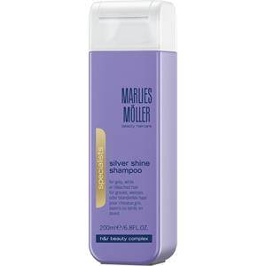 Marlies Möller Beauty Haircare Specialists Silver Shine Shampoo 200 ml