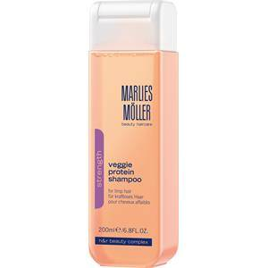 Marlies Möller Beauty Haircare Strength Veggie Protein Shampoo 200 ml