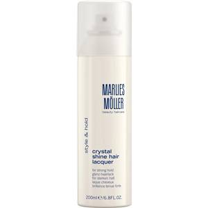 Marlies Möller Beauty Haircare Style & Hold Crystal Shine Hair Laquer 200 ml
