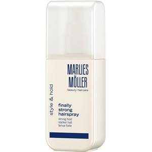 Marlies Möller Beauty Haircare Style & Hold Finally Strong Hair Spray 125 ml